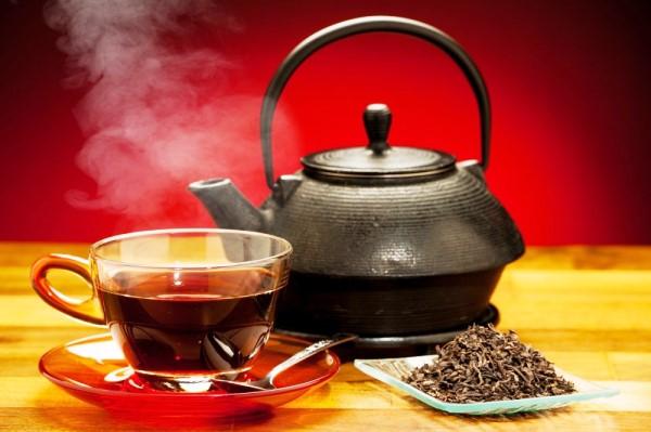 черный чай вред или польза