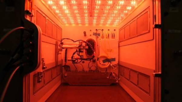 В НАСА показали часть корабля для полета на Марс