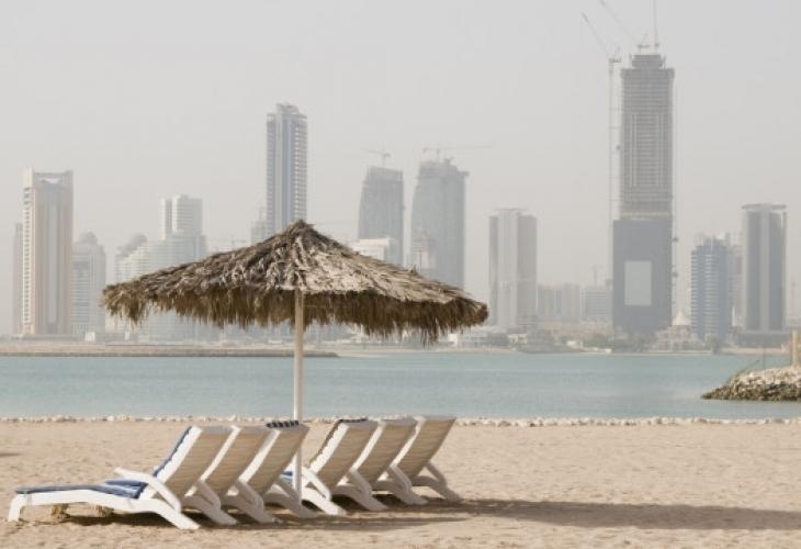 Рекордные холода в Катаре