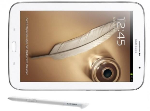 Появились первые фотографии нового планшета Samsung Galaxy Note 8