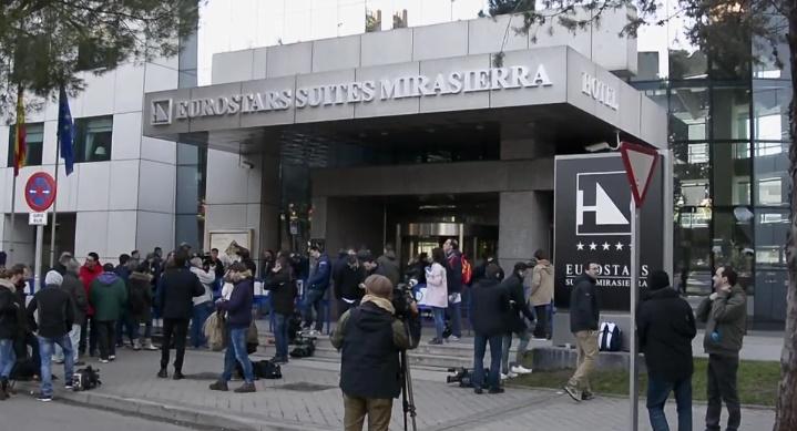 Марадона вызван на допрос после скандала с женщиной в Мадриде