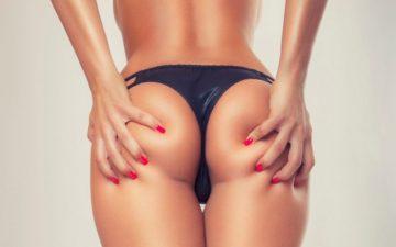 4 эффективных упражнения чтобы накачать ягодицы