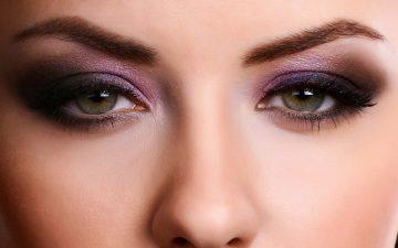 Как правильно сделать макияж глаз