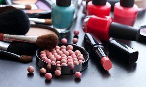 Декоративная косметика — 6 последовательных шагов