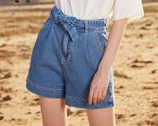 Удобные женские джинсы и шорты